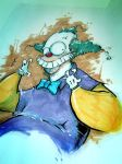krusty commission drawing GCT Germany by NoahWhyler