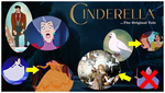 Cinderella: The Original (Grimm) Story by iamSketchH