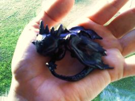 My new pet 1 by Felth