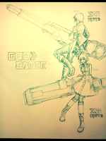 Women of God Eaters :#2  Defense and Reverse by dishwasher1910