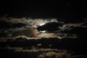 July 12 Super Moon by SharpPhotoStudio