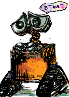 walle 1 by wuyemantou