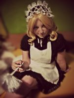 True French maid by AWESOMEme11