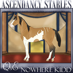 QsE Nowhere Kidd by AniaJag