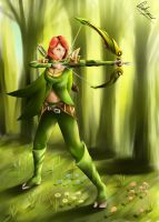 Windrunner by Dinhosaur