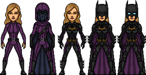 Nolan Stephanie Brown by BAILEY2088