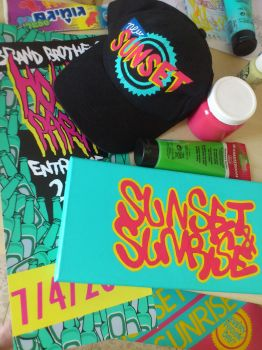 Sunset n' Sunrise Collection by MorEliezri
