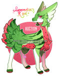 Auction: Watermelon's Rave Kamishiba (CLOSED) by Mad-Izoku