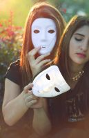 The Game of masking is over by momentsaw