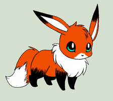 Eevee breedable 5 by LilisAdoptables