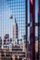 Empire State Caged and Locked by peterjdejesus