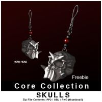 CC Skulls HH Freebie by inception8-Resource