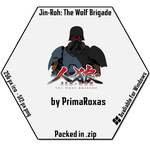 Jin-Roh The Wolf Brigade Icon for Windows by PrimaRoxas