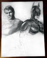 Worlds finest WIP by vicariou5