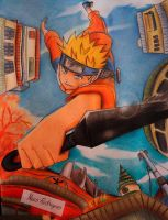 Naruto (finished) by AlexiaRodrigues