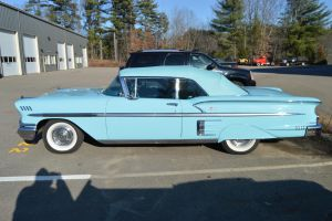 1958 Chevrolet Impala Convertible VIII by Brooklyn47