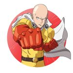One Punch - T-shirt Design by Leo-25