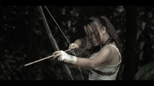 TOMB RAIDER- REBORN by AwesomeAmbry
