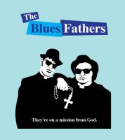 The Blues Fathers by mattcantdraw