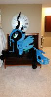 Queen Chrysalis (1) by ManeStreetPlush