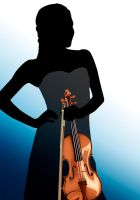 The Violin by nomdeplume23