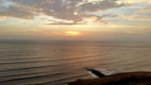 Sunset in Peru by Michies-Photographyy