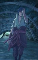 487_Sasuke_in_cave by Sherlock2008