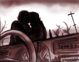 On the Road - SPN SXD by ElTheGeneral