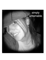 simply untamable by MuffyGMer