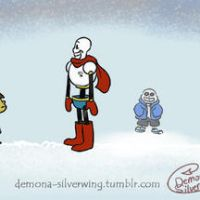 Papyrus Exit by Demona-Silverwing