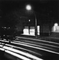 my street with Holga by Fleischparade