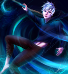 Jack Frost - happy B-day bae! by PuniNeko-Chan