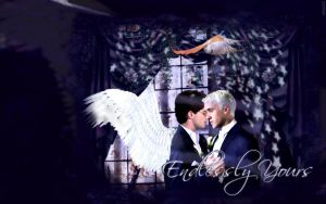 Endlessly Yours - Wallpaper Marriage by ritalaura2000