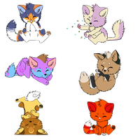 some cute gifts by nevaeh-lee
