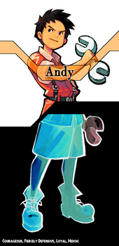 Andy Invert by XanderX