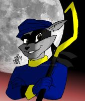 50Breaking the Rules SlyCooper by 6liza6