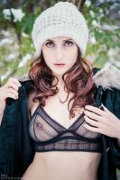 Embracing the Cold by BrianMPhotography
