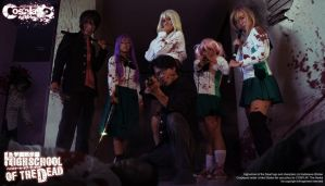 Highschool of the Dead by cosplayts