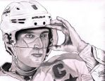 Washington Capitals star Alexander Ovechkin by CHADBOVEY