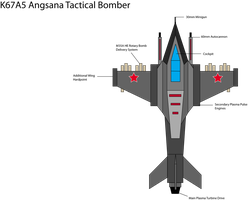 IRS K67 Angsana Tactical Bomber by Target21