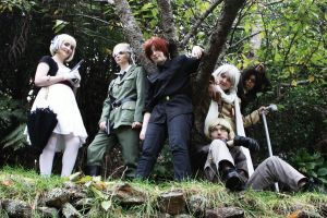 Hetalia Cosplay Shoot by Altalia