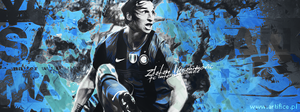 Zlatan Ibrahimovic by LeX72