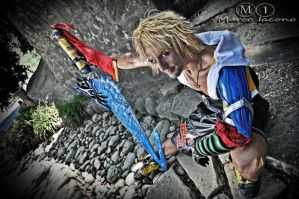 The Zanarkand Dream - Tidus FFX by Leon Chiro by LeonChiroCosplayArt
