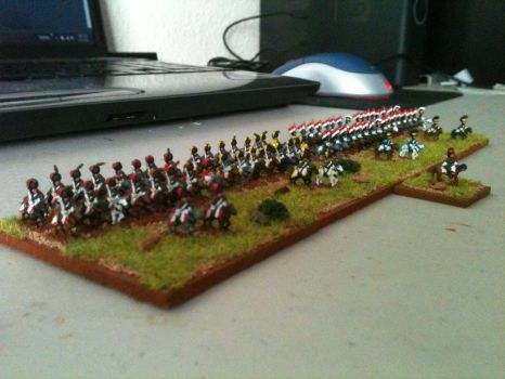6mm Napoleonics 78 by DarvenTravos