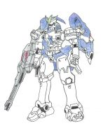 Gundam by elrond401
