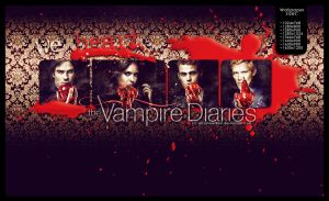 we heart VD wallpaper by ultraVioletSoul