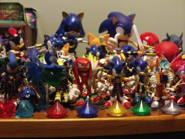 My Sonic Figure Collection 5.2 by DominicSega123