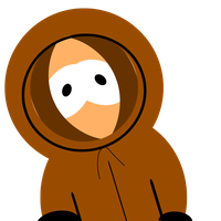Kenny McCormick by Undeaddemon4