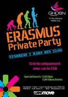 Erasmus Party by smallbean
