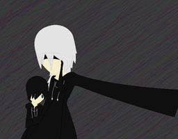 Xion and Riku: Stay Close by Willowwish